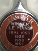 Insigne Jaguar