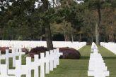 Hommage au cimetière Américain , à St Laurent sur mer
