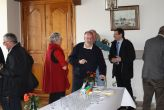 reception à la Mairie de CARENTAN