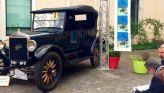 Jean Marie Guivarc'h dessine la Ford T