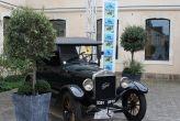 La Ford T au carré Plantagenet au Mans