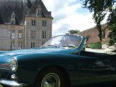 accueil au château d'Aubigny