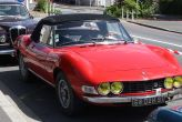 Fiat Dino spider 1978