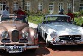 Jowet Jupiler cabio 1952 - Mercedes 190 SL 1962