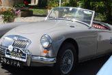 MG MGA  roadster 1960
