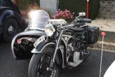 Side car  BMW  750 cc3